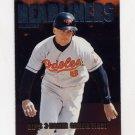 1997 Fleer Baseball Headliners #16 Cal Ripken - Baltimore Orioles