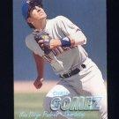 1997 Fleer Baseball Tiffany #461 Chris Gomez - San Diego Padres