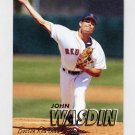 1997 Fleer Baseball #574 John Wasdin - Boston Red Sox