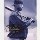 1997 Fleer Baseball #492 Ken Griffey Jr. CL - Seattle Mariners