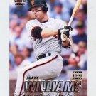 1997 Fleer Baseball #489 Matt Williams - San Francisco Giants