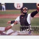1997 Fleer Baseball #488 Rick Wilkins - San Francisco Giants