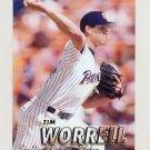 1997 Fleer Baseball #473 Tim Worrell - San Diego Padres