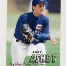 1997 Fleer Baseball #456 Andy Ashby - San Diego Padres