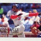 1997 Fleer Baseball #445 Brian Jordan - St. Louis Cardinals