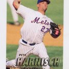 1997 Fleer Baseball #396 Pete Harnisch - New York Mets