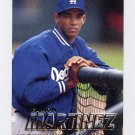 1997 Fleer Baseball #366 Ramon Martinez - Los Angeles Dodgers