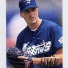 1997 Fleer Baseball #349 Darryl Kile - Houston Astros