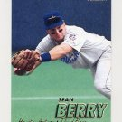 1997 Fleer Baseball #341 Sean Berry - Houston Astros