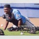 1997 Fleer Baseball #330 Charles Johnson - Florida Marlins