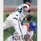 1997 Fleer Baseball #326 Luis Castillo - Florida Marlins