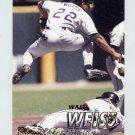 1997 Fleer Baseball #320 Walt Weiss - Colorado Rockies