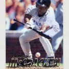 1997 Fleer Baseball #312 Quinton McCracken - Colorado Rockies
