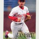 1997 Fleer Baseball #290 Bret Boone - Cincinnati Reds