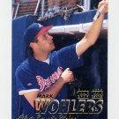 1997 Fleer Baseball #271 Mark Wohlers - Atlanta Braves
