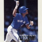 1997 Fleer Baseball #245 Otis Nixon - Toronto Blue Jays