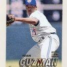 1997 Fleer Baseball #241 Juan Guzman - Toronto Blue Jays
