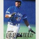 1997 Fleer Baseball #234 Jacob Brumfield - Toronto Blue Jays