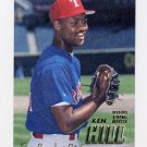 1997 Fleer Baseball #226 Ken Hill - Texas Rangers