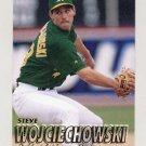 1997 Fleer Baseball #199 Steve Wojciechowski - Oakland A's