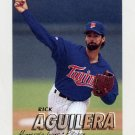 1997 Fleer Baseball #142 Rick Aguilera - Minnesota Twins
