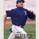 1997 Fleer Baseball #135 Matt Mieske - Milwaukee Brewers
