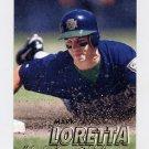1997 Fleer Baseball #132 Mark Loretta - Milwaukee Brewers