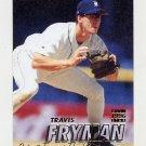 1997 Fleer Baseball #098 Travis Fryman - Detroit Tigers