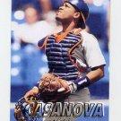 1997 Fleer Baseball #095 Raul Casanova - Detroit Tigers