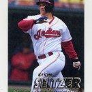 1997 Fleer Baseball #088 Kevin Seitzer - Cleveland Indians