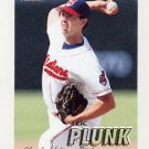 1997 Fleer Baseball #086 Eric Plunk - Cleveland Indians
