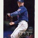 1997 Fleer Baseball #084 Charles Nagy - Cleveland Indians