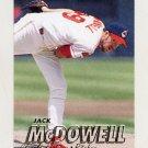 1997 Fleer Baseball #082 Jack McDowell - Cleveland Indians