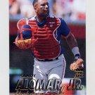 1997 Fleer Baseball #074 Sandy Alomar Jr. - Cleveland Indians