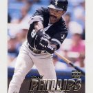 1997 Fleer Baseball #068 Tony Phillips - Chicago White Sox