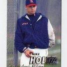 1997 Fleer Baseball #045 Mike Holtz - California Angels
