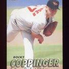 1997 Fleer Baseball #004 Rocky Coppinger - Baltimore Orioles