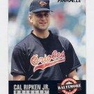 1993 Pinnacle Baseball #305 Cal Ripken - Baltimore Orioles