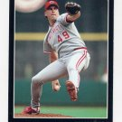 1993 Pinnacle Baseball #101 Rob Dibble - Cincinnati Reds