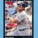 1993 Pinnacle Baseball #027 Kent Hrbek - Minnesota Twins