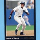 1993 Pinnacle Baseball #007 Bernie Williams - New York Yankees