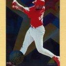 1995 Pinnacle Baseball Upstarts #US28 Willie Greene - Cincinnati Reds