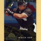 1995 Pinnacle Baseball Gate Attractions #GA02 Frank Thomas - Chicago White Sox