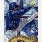 1995 Pinnacle Baseball Museum Collection #106 Otis Nixon - Boston Red Sox
