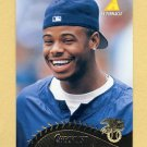 1995 Pinnacle Baseball #447 Ken Griffey Jr. CL - Seattle Mariners