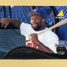 1995 Pinnacle Baseball #340 Kirby Puckett - Minnesota Twins