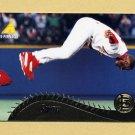 1995 Pinnacle Baseball #333 Ozzie Smith - St. Louis Cardinals