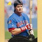 1995 Pinnacle Baseball #049 Jose Canseco - Texas Rangers