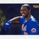 1996 Pinnacle FOIL Baseball #346 Bernard Gilkey - New York Mets