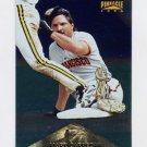 1996 Pinnacle FOIL Baseball #317 Mark Carreon - San Francisco Giants